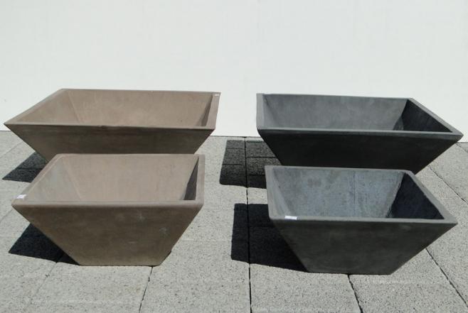 Art Clay - Pflanzkübel robust, leicht, wetterfest