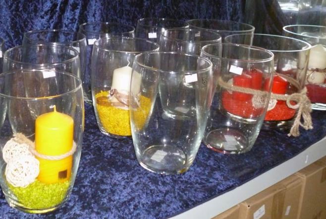 Praktisches, Deko & Geschenke aus Glas