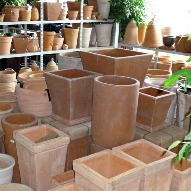 Terracotta - Südländische Natürlichkeit in Ihrem Garten
